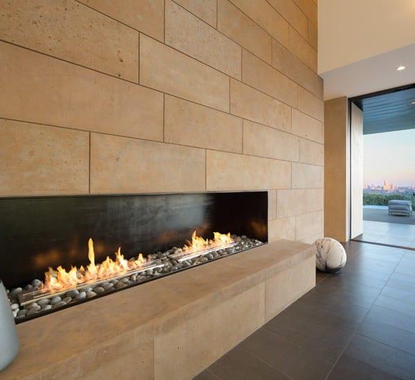 slimline bioethanol burner vent free fireplaces signi fires