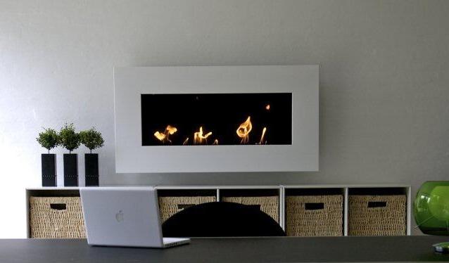 frame bioethanol fireplace rh signifires com bio ethanol wall mount fireplace ventless ethanol wall mount fireplace