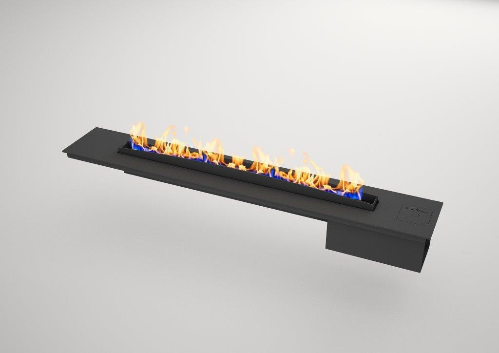 Stainless Steel Flueless Gas Fireplace Vent Free Signi Fires