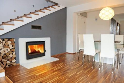 Midi 700 cast iron insert fireplace